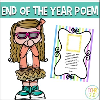 End of the year poem Free
