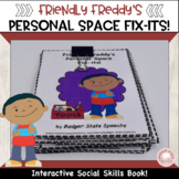 Freebie:  Freddy's Personal Space Fix-its!