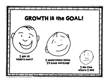 FREEBIE - Growth is the Goal Poster