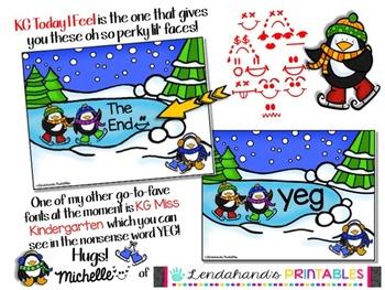 Freebie!  Happy New Year from Lendahand's Printables=)