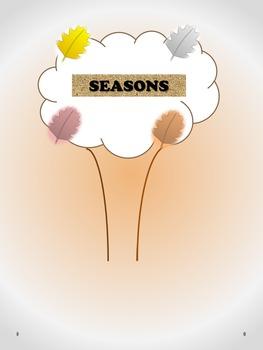 Freebie! Learning About Seasons