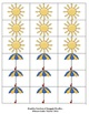Freebie - Math Weather Patterns activity and recording sheet