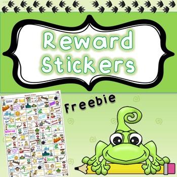 *Freebie* - Reward Stickers