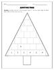 Freebie Sample Christmas Theme Math Puzzles