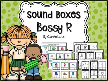 Sound Boxes ~ Bossy R