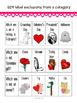 Freebie Valentine's Day Unit Preview: A language develo
