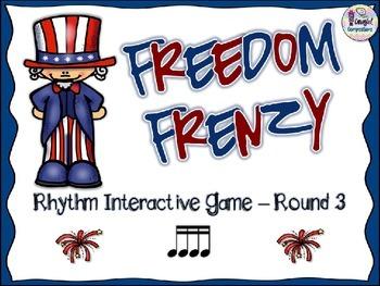 Freedom Frenzy - Round 3 (Tika-Tika)