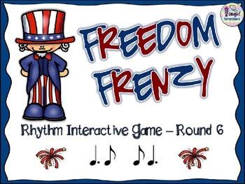 Freedom Frenzy - Round 6 (Tam-Ti and Ti-Tam)
