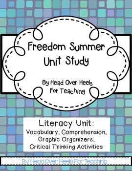 Freedom Summer Literacy Unit