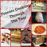 Freezer Cooking Through the Year