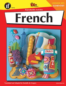 French Grades K-5 SALE 20% OFF! 1568226667