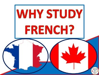 French Advocacy: Why Study French?
