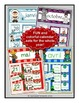 French Calendar Set for July - Canada Day theme (for pocke