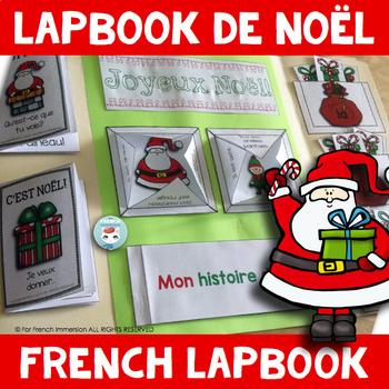 French Christmas Lapbook | Noël