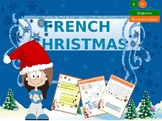 French Christmas, Noël PPT for beginners