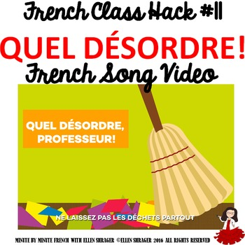 French Class Hack #11  Quel Désordre CI TPRS TCI 90% Targe
