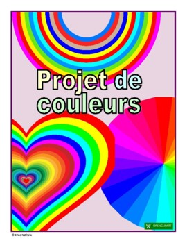 Color Project for FSL Students
