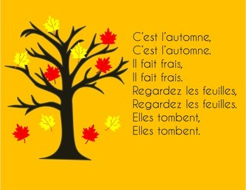 French Song for Fall