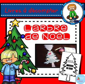French Counting Book/ Livret à décompter (Noël)