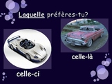 French - Demonstrative and Interrogative Pronouns - lequel
