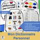 French: Mon dictionnaire personnel