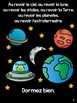 French Emergent Reader and Activities: Dans l'espace A Spa