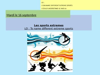French Extreme Sports