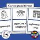 French/FFL/FSL - Flash Cards - Paris