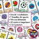 French/FFL/FSL - Games - 7 families - Sport