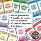 French/FFL/FSL - Games - Seven Families - Verbs 4