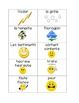 French Flash Cards- Basic French Vocabulary Words