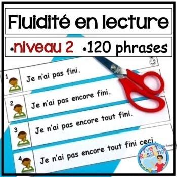 French Fluency Phrases (niveau 2) Cahier interactif, ateli