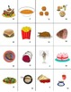 French Food – La Nourriture Mini Vocabulary Cards