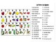 French Fruits & Vegetables - Vocabulary Teaching Posters P