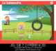 French Game - Find the 7 Differences SPRING