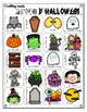 French Halloween BINGO {Create Your Own Card}