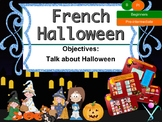 French Halloween, Halloween en Français for beginners
