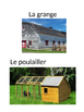 French: La ferme, Cartes éclairs, Core French & French Immersion