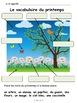 French: Le printemps: Vocabulaire & Activités de langage,