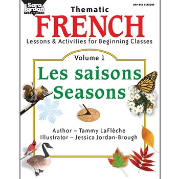 French Lessons and Activities for Beginning Classes, vol. 1