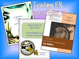 French Passe Compose - Past Tense - Package