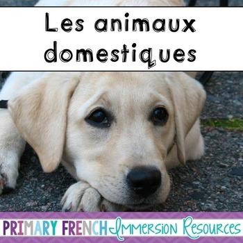 French Pets - Les animaux domestiques