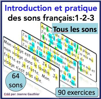 French Phonics: Une introduction et pratique des sons fran