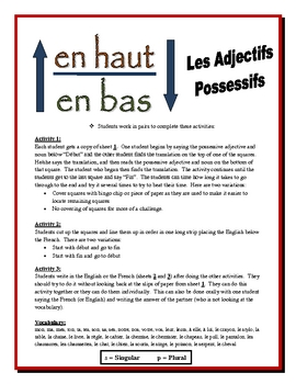French MLAT Practice Exam 3 by acheneau - Teaching Resources - TES