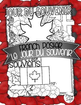 French Poster ~ Le Jour du Souvenir