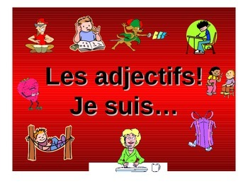 French Teaching Resources. PowerPoint Presentation: Adjectives
