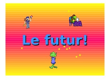 French Teaching Resources. PowerPoint Presentation: Near F