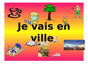 French Teaching Resources. PowerPoint Presentation: places