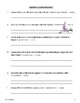 French Reading Comprehension Activity (April-Spring)