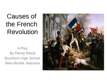 French Revolution Causes Play